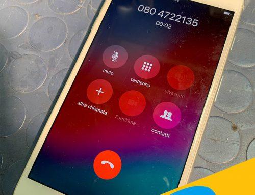Difetto IC Audio iPhone 7 e 7 Plus