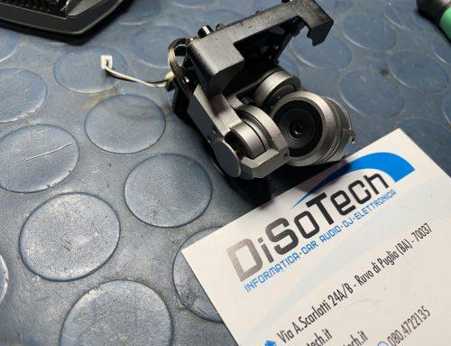 Riparazione Gimbal su Drone Dji Mavic PRO